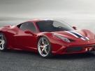 В Париже представят Ferrari 458 Speciale Spider