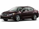 Subaru Impreza прошла обновление