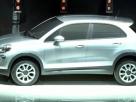 Официальные фото Fiat 500X