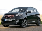 Kia Picanto - самый женский автомобиль России