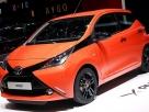 Европейские цены Toyota Aygo
