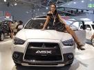 Обновленный Mitsubishi ASX появился в продаже