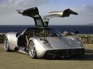 Pagani Huayra вышел на рынок Соединенных Штатов