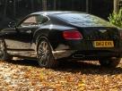 Компактное купе Bentley