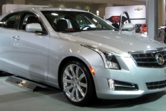 Cadillac ATS станет длиннее