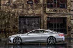 Mercedes-Benz презентовал купе S-класса
