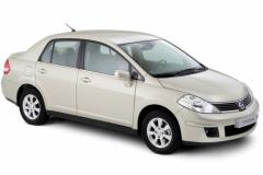 Nissan Tiida будут собирать на «ИжАвто»