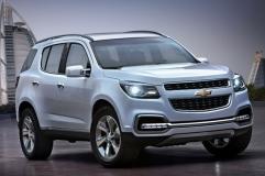 Chevrolet Trailblazer в России подешевел на 155 000 рублей