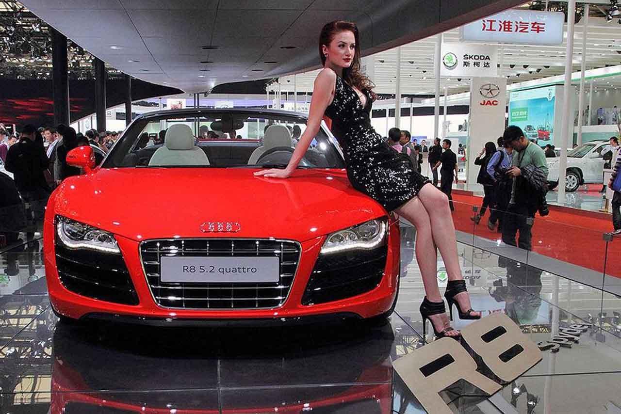 Audi R8 Quattro Spyder