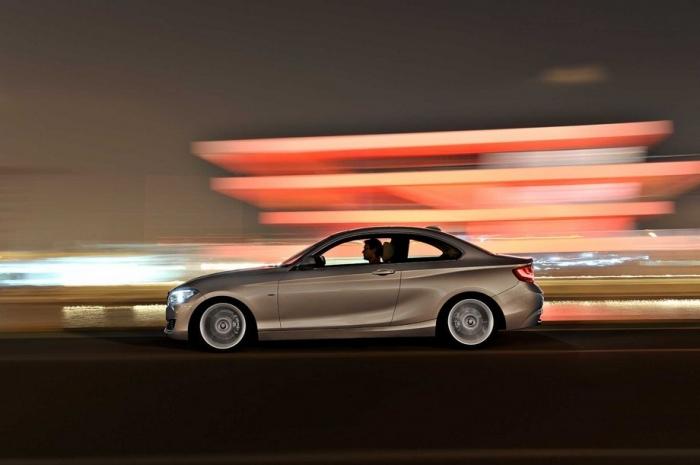 Объявлены цены на новый BMW 2 серии Купе