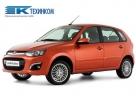 Честные скидки на новые автомобили LADA Kalina!