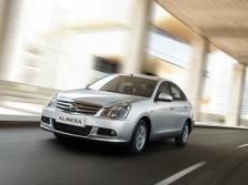Nissan Almera New! Мощное предложение!