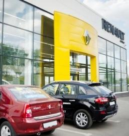 Автомир Renault
