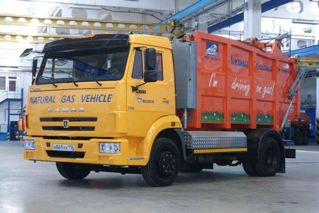Газовый рестарт: правительство готово поддержать спрос на газомоторную технику