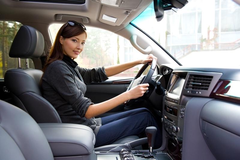 Женский подход к выбору автомобиля