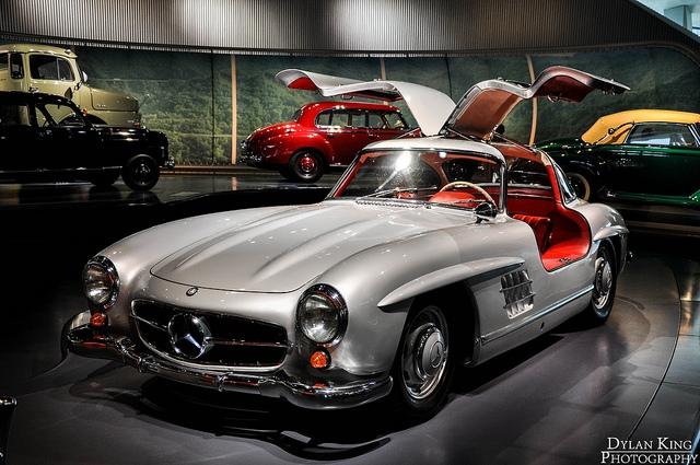 Лучшие музеи для авто-ценителей