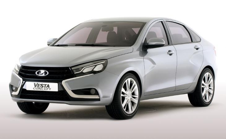 АВТОВАЗу для выпуска новых Lada Vesta и Xray потребуется 30 млрд рублей