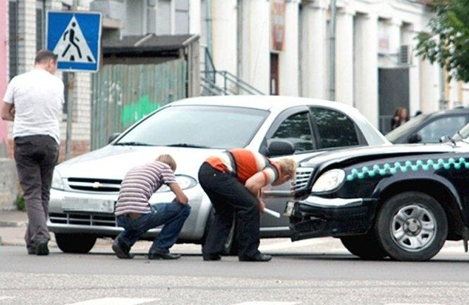 Все чаще российские водители стали в последнее время пользоваться Европротоколом