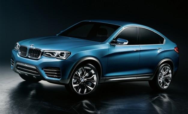О размере цен на автомобиль BMW X4 отечественной сборки уже известно