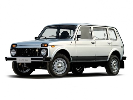 АвтоВАЗ приступил к модернизации внедорожника Lada 4x4