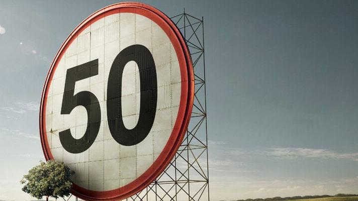 Советом Федерации внесено предложение о введении ограничения скорости 50 км/ч