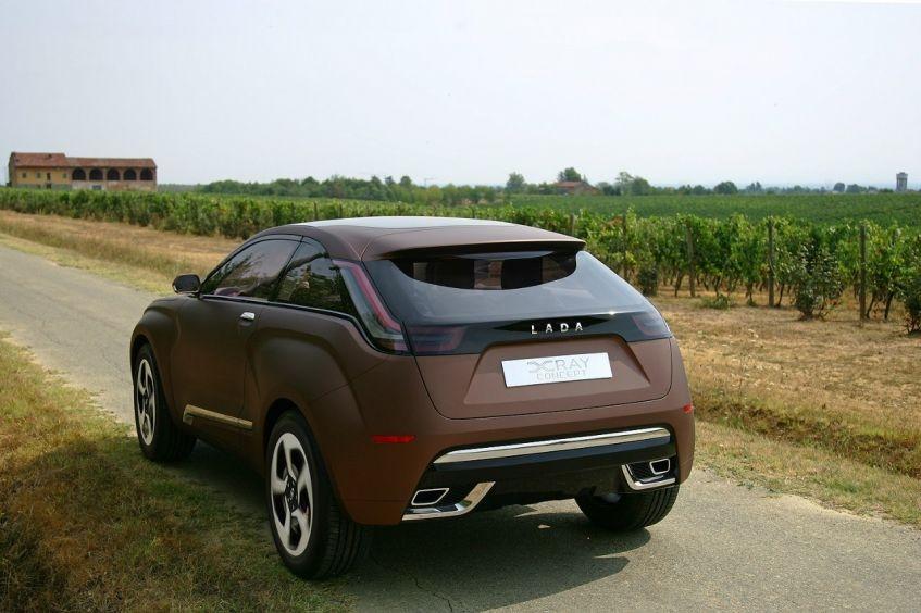 АвтоВАЗ планирует осенью возобновить экспорт автомобилей Lada в Европу