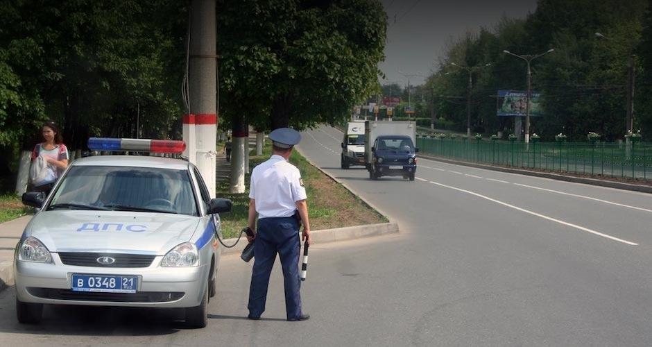 Правительство намерено вернуться к практике штрафов за превышение скорости свыше 10 км/ч