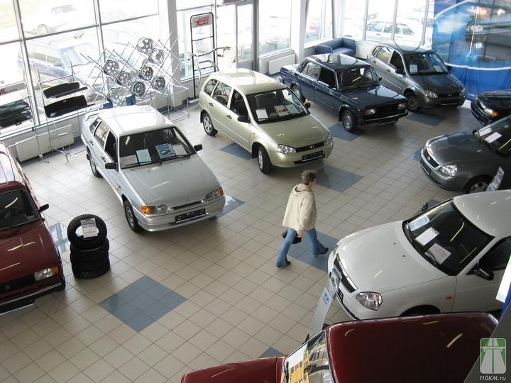 Продажи автомашин Lada увеличились на пятнадцать процентов