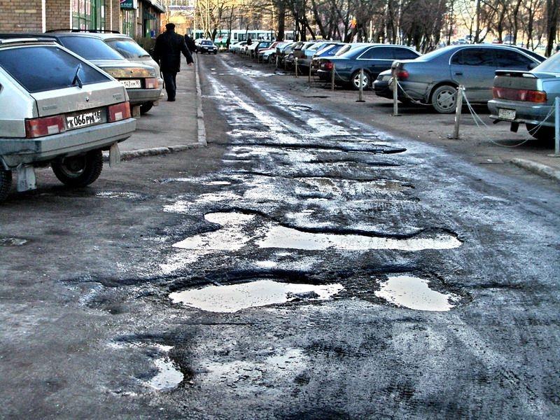 Российским правительством вводится запрет на строительство плохих дорог
