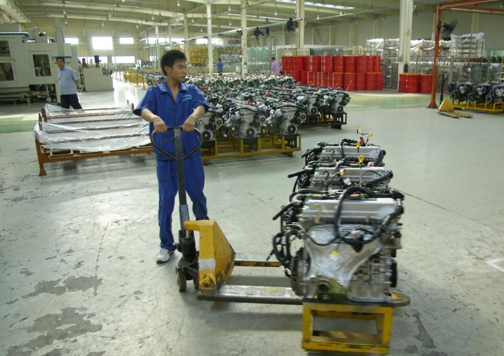 В России останавливаются иностранные производства автозапчастей