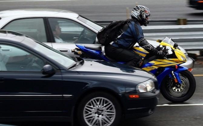 Новые штрафы для мотоциклистов предлагают наши депутаты