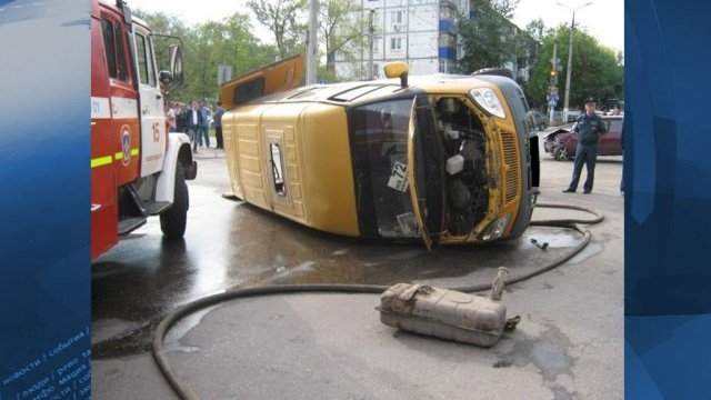 Виновникам аварий со смертельным исходом запретят заниматься перевозками