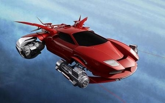 Летающий авто разработан студентами Пскова