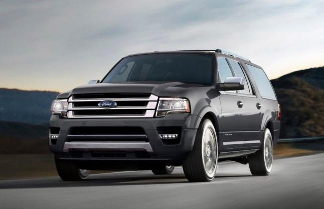 Ford делает ставку на выпуск внедорожников