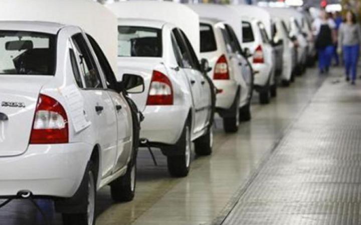 Экспорт отечественных автомобилей планируют увеличить на 25%