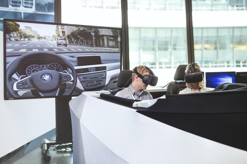 Автомобильные компании-производители будут использовать технологии виртуальной реальности на флагманских шоурумах