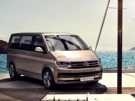 Фирменный стиль и новые опции: специальная версия Multivan Style