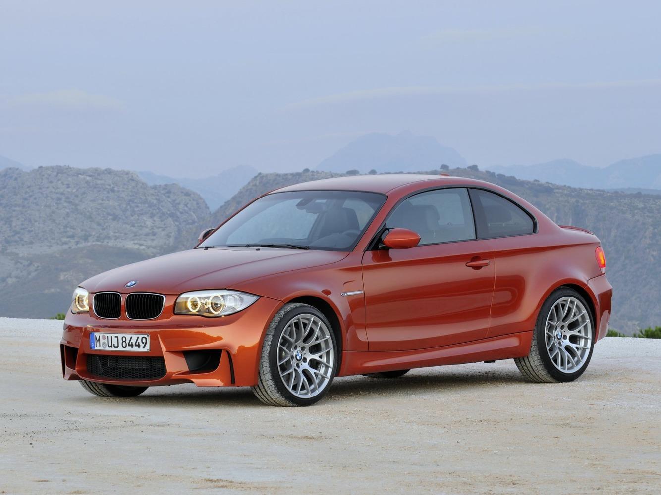 BMW 1 серия М