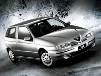 Alfa Romeo 145 хэтчбек 3 дв., 1999 - 2001