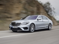 Mercedes S-Class AMG седан Long, 2013 - 2014