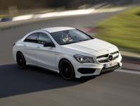 Mercedes CLA-Class AMG