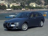 Alfa Romeo 156 универсал, 2003 - 2006