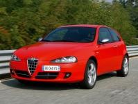 Alfa Romeo 147 хэтчбек 3 дв., 2004 - 2010