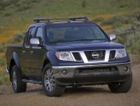 Nissan Frontier пикап 4 дв. Long Bed, 2009 - 2014