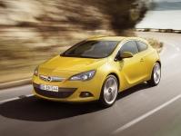 Opel Astra хэтчбек 3 дв. GTC, 2012 - 2014
