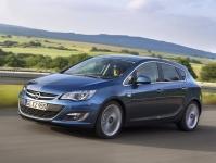 Opel Astra хэтчбек 5 дв., 2012 - 2014
