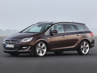 Opel Astra универсал Sports Tourer, 2012 - 2014