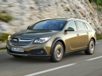 Opel Insignia универсал Country Tourer, 2013 - 2014