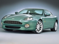 Aston Martin DB7 купе, 1999 - 2003