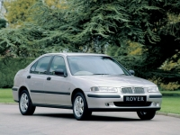 Rover 400 седан, 1995 - 2000